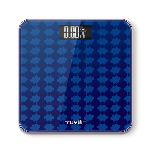 Image of 180kg Adult Household Electronic Personal Scale Digital Scale With LCD Blacklight Display weighing scale
