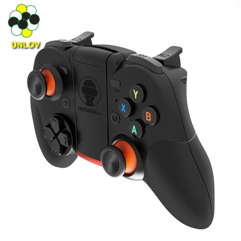 P&T The high quality of wireless gamepad RKGAME 4th