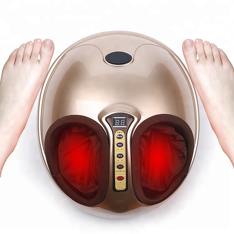 vibrating foot massage machine with Heat Electric Foot massager Machine