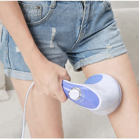 P&T Handheld Easy Using Massager Relax Professional Body Spin Tone for Whole Body