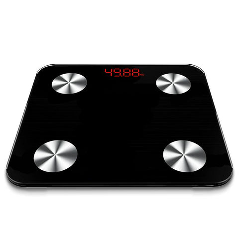 Image of high quality household bluetooth body fat scale smart weighing scale