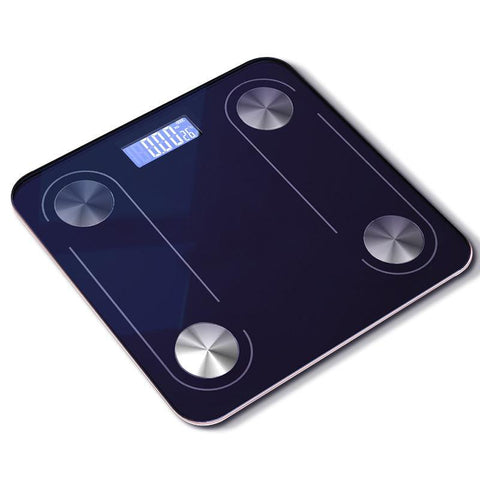 Electronic household tool smart bluetooth body fat weighing scale