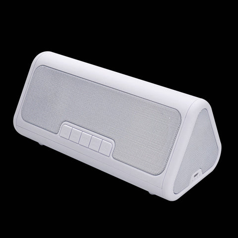 Image of P&T 2020 New Products 10W Stereo portable speaker wireless charger outdoor bluetooth speaker