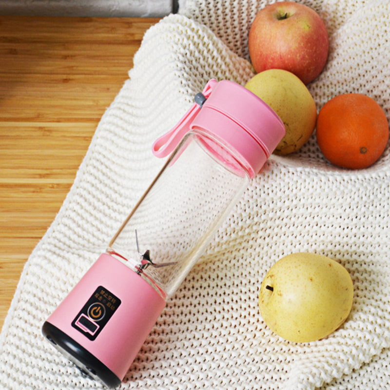 Juice cup mini-type electric portable cup juicer students home fruit juice machine