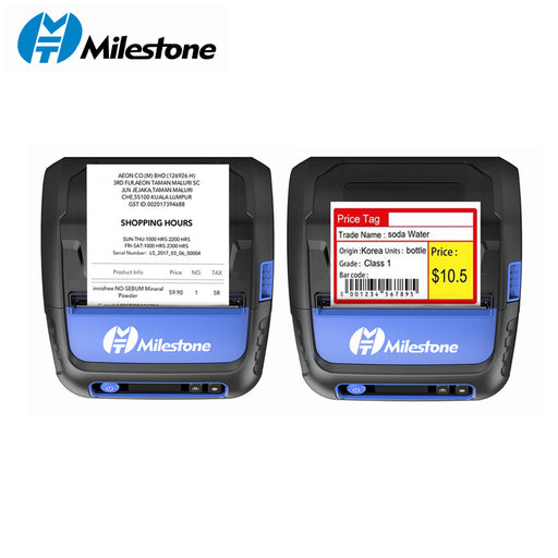 Meihengtong MHT-P8005 P80F Bluetooth 80 mm thermal receipt printer mobile printer 80mm 2 in one printer with free printing app