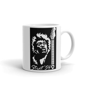 Artist Collection - Black'n'White - Hendrix - Mug