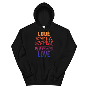 Strat '54 - Love What You Play - Men's Hoodie
