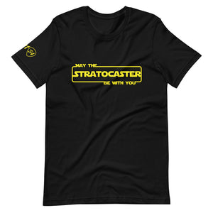 The Strat Wars Collection - May The Stratocaster Be With You - TShirt