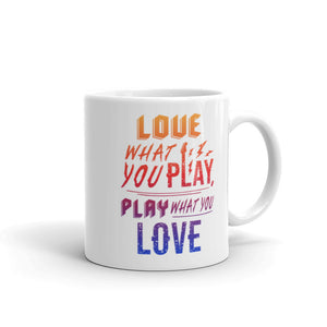 Strat '54 - Love What You Play - Mug