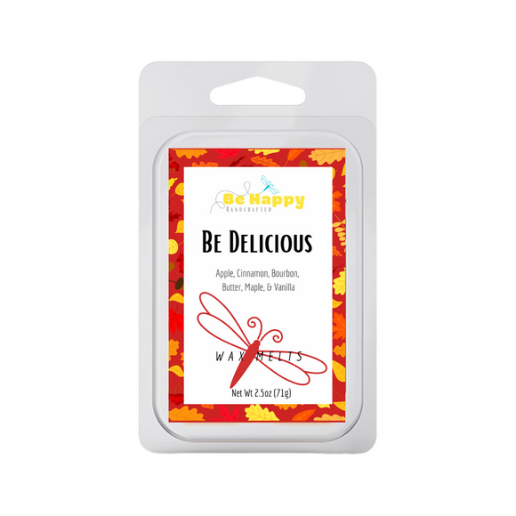 Be Delicious | Be Happy Handcrafted Wax Melts