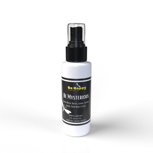 Be Mysterious | Be Happy Handcrafted Room Spray
