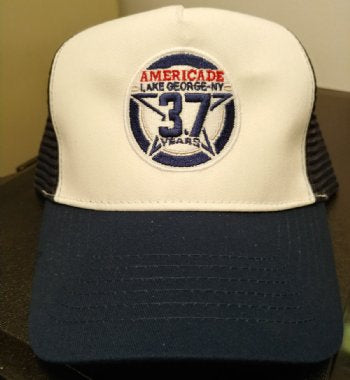 Trucker 37 Years Hat