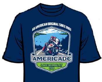 Last Year Americade 2019 Official Men's Tee