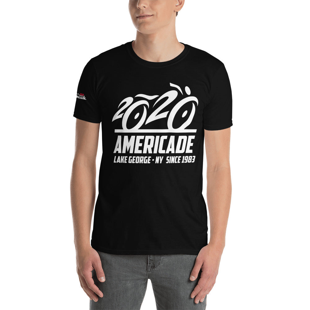 2020 Americade Official T-Shirt - Dark