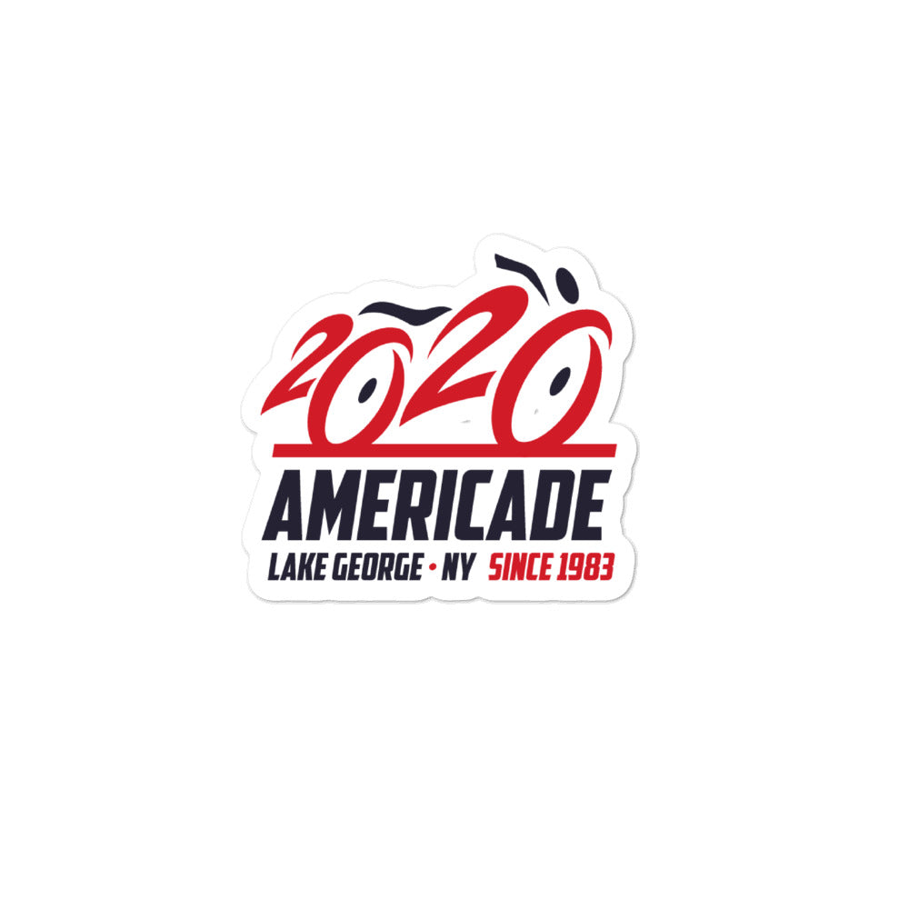 2020 Americade Official Sticker