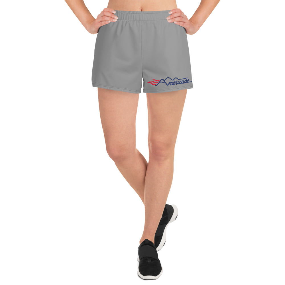 Americade Women's Athletic Short Shorts