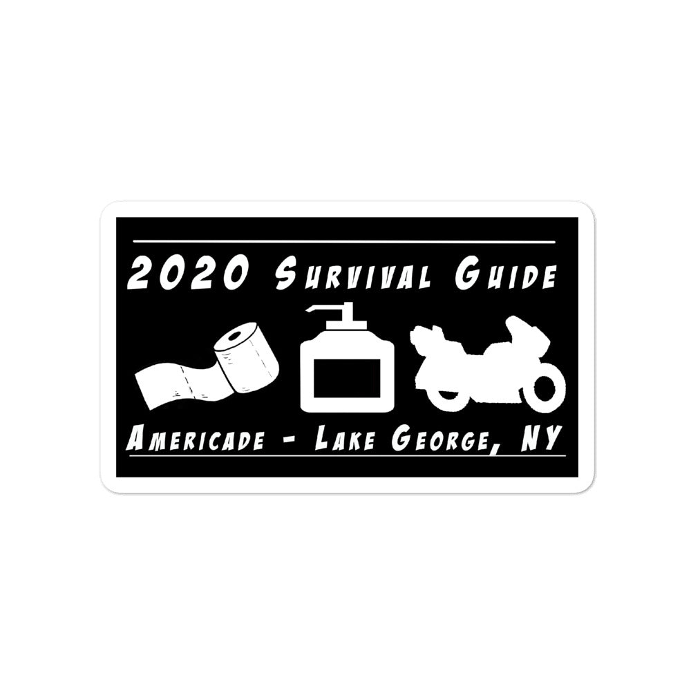 2020 Survival Stickers