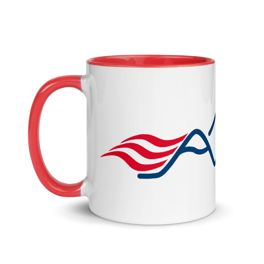 Americade Mug with Color Inside