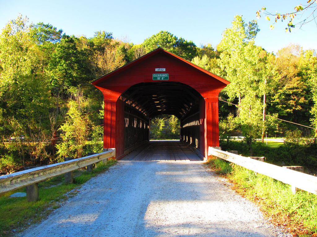 NY & VT Covered Bridges