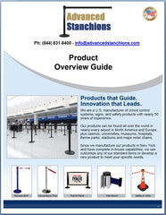 Advanced Stanchions Visiontron Product Overview
