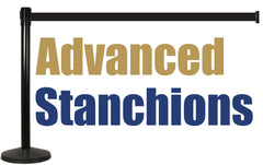 Advanced Stanchions Logo