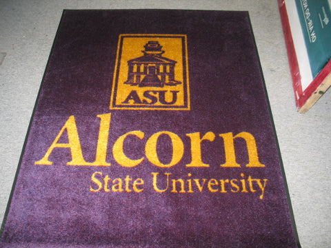 Visiontron Logo Mats Alcorn State University | Advanced Stanchions
