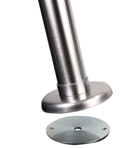Visiontron Magnetic Mounted Base Connection   Advanced Stanchions