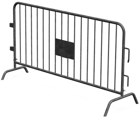 Visiontron Steel Barricades