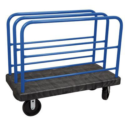 Visiontron Post-N-Panel Storage and Transportation Cart