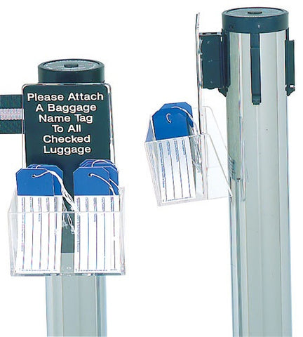Visiontron Baggage Name Tag Holder