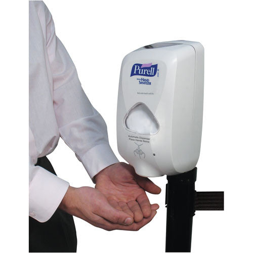 Visiontron Sanitation Station Accessories - Add-On Auto Hand Sanitizer Dispenser