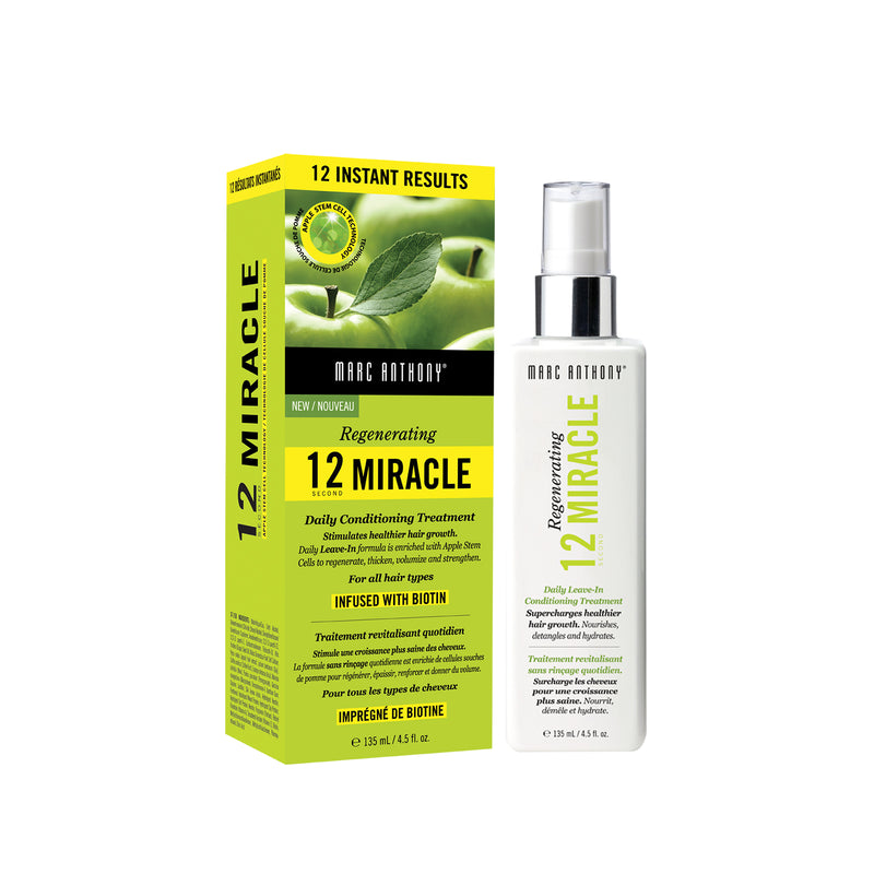 12 Second Miracle Leave-In Treatment 135ml