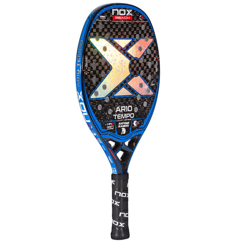 Beach tennis racket NOX AR10 Tempo. The racket of Antomi Ramos. 2