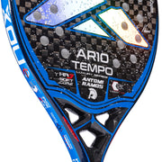 Beach tennis racket NOX AR10 Tempo. The racket of Antomi Ramos. 5