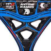 Beach tennis racket NOX AR10 Tempo. The racket of Antomi Ramos. 7