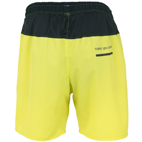 MEN'S beach tennis SHORT PRO lime yellow