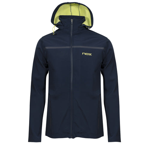 SOFTSHELL PRO Blue Lime-Yellow for MAN