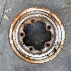 "Bus Steels 14"" #1"