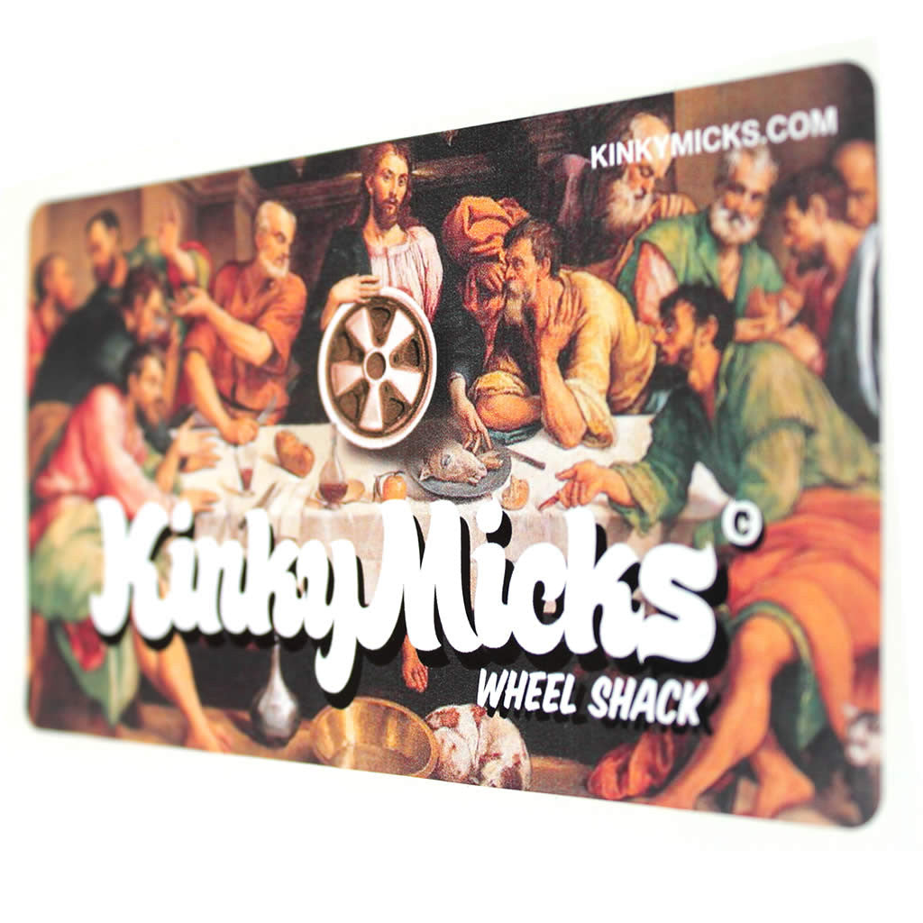 Kinky Micks Sticker KMS0009