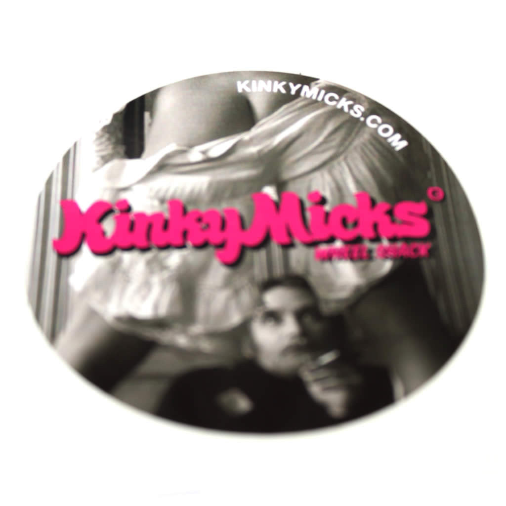 Kinky Micks Sticker KMS0017