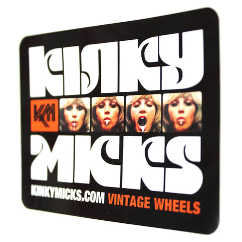 Kinky Micks Sticker KMS0045