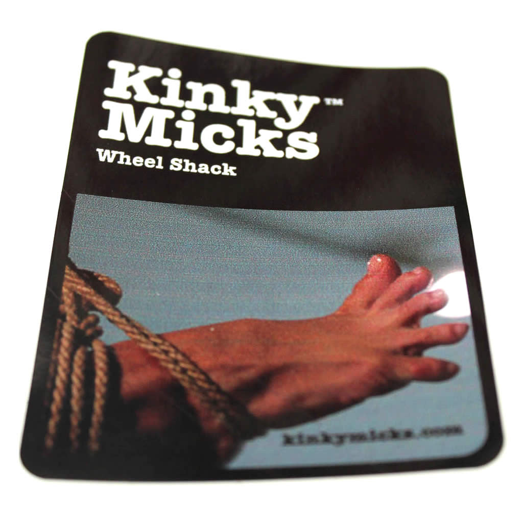 Kinky Micks Sticker KMS0052