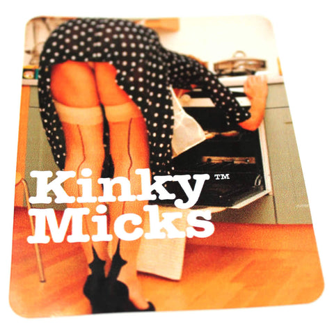 Kinky Micks Sticker KMS0100
