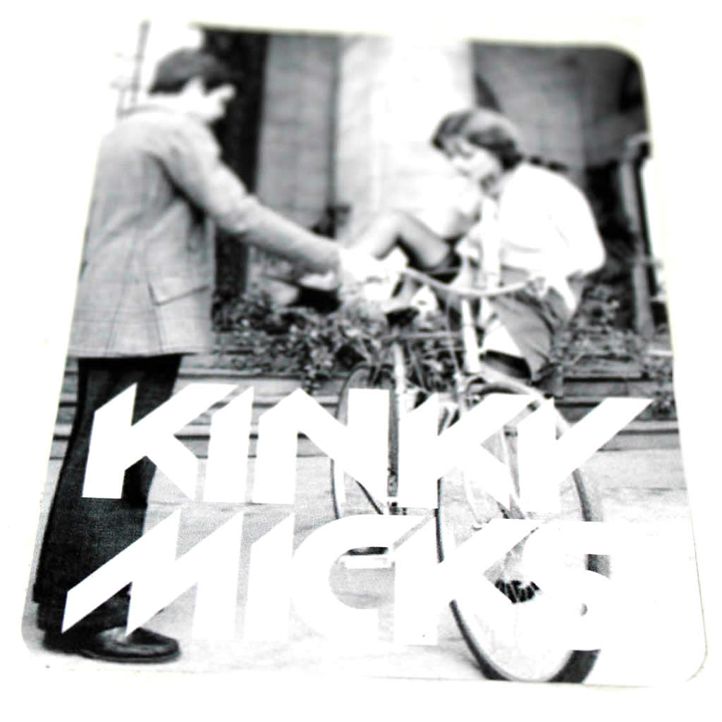 Kinky Micks Sticker KMS0112