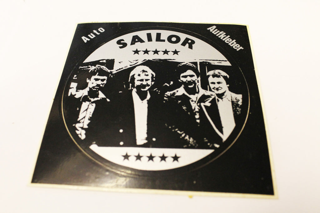 Sailor Vintage Sticker