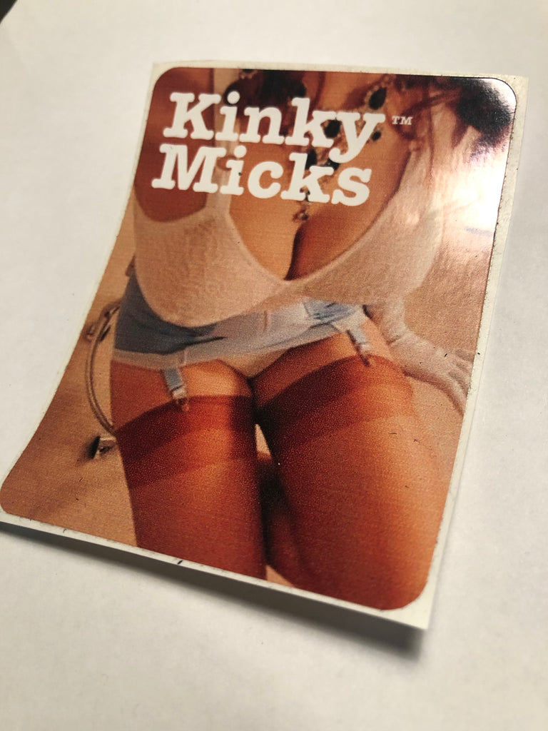 Kinky Micks Sticker KMS0098