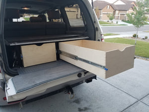 Drawer SS1 V2 - 5th Gen 4Runner