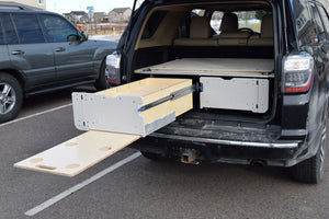 Slide Out Table for 5th Gen 4Runner