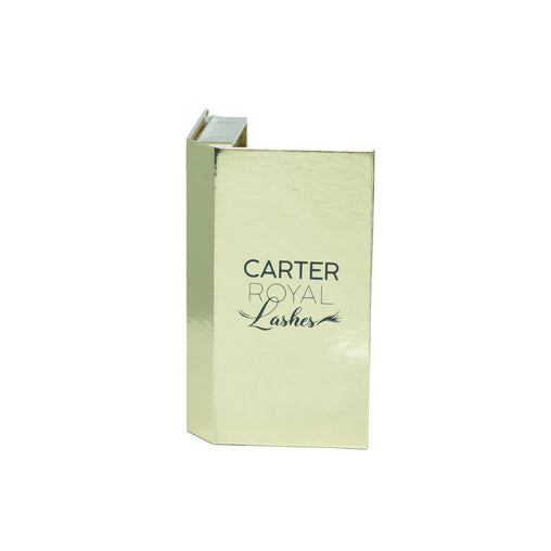Carter Royal Russian Volume Silk Lashes.