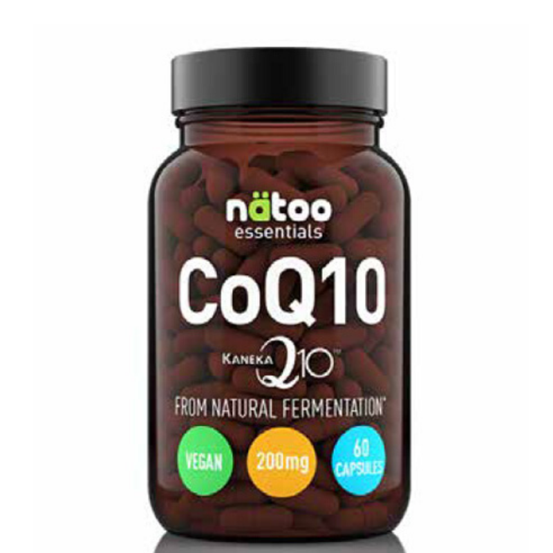 CoQ10 Kaneka Q10 From Natural Fermentation 60 caps